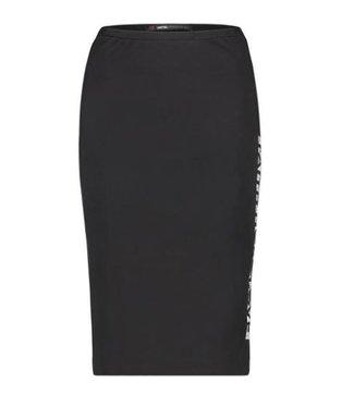 Skirt print zwart S19F550LTD