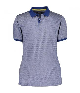 State of Art Poloshirt Jersey SS kobalt 485-19247-5791