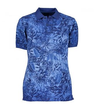 State of Art Poloshirt Pique kobalt 464-19482-5700
