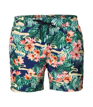 Petrol Industries Swimshort donkerblauw M-HS19-SWS967