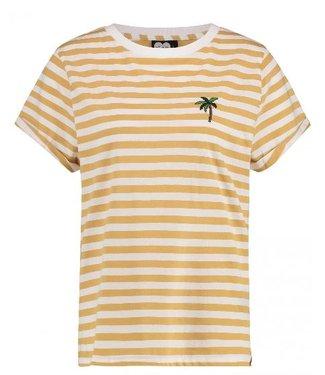 T-shirt Jenny geel 1902020211