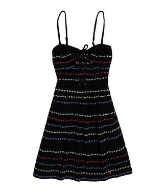 Superdry Tamara carnival dress zwart G80106JT