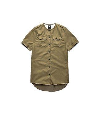 G-Star Beryl shirt dress groen D14734-5977-724