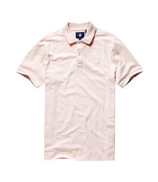 G-Star Dunda slim polo s/s roze D11595-5864-647