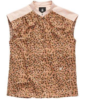 G-Star Parge shirt wmn s/s roze D14161-B104-A607