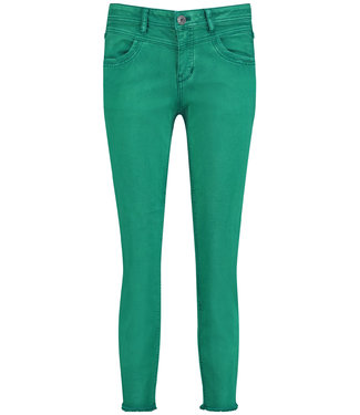 Taifun JEANS LONG:CROPPEDTS EMERALD GREEN 320069-11132