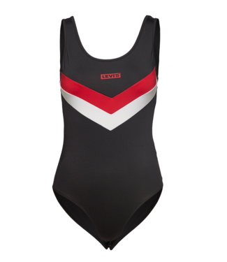 Levi's Florence bodysuit zwart 80812-0000