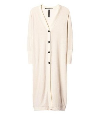 10Days Linen cardigan xl off white 20-859-9103
