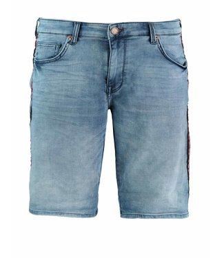 Petrol Industries Men shorts denim blauw m-hs19-sho592