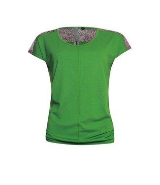 Poools Shirt groen 923104