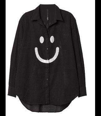 10Days Happy blouse zwart 20-407-9103