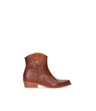 Maruti Romie enkellaars leather cognac 66.1446.02