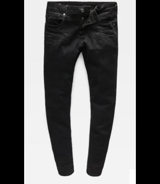 G-Star 3301 Slim zwart 51001-b964-a810