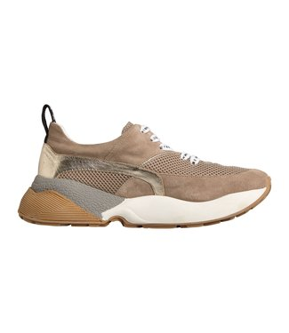 10Days Tech sneaker zand 20-935-9103