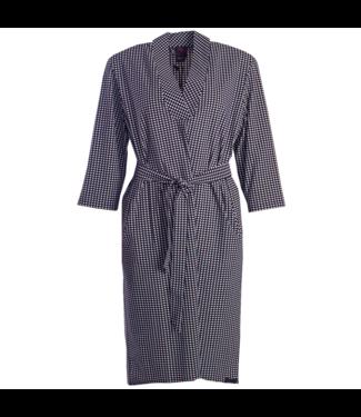 PENN&INK N.Y Dress cross zwart w19n570a