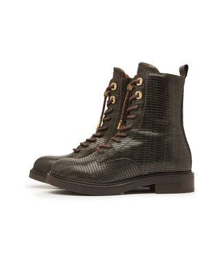 Via Vai Viola biker boots bruin 5312028