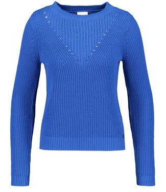 Taifun PULLOVER LONG-SLEEVE COBALT BLUE 472009-15306