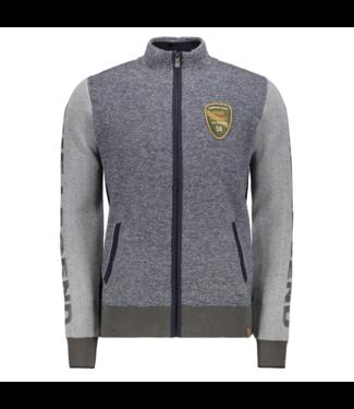 PME Legend Zip jacket Cotton Salute PKC195320-5281