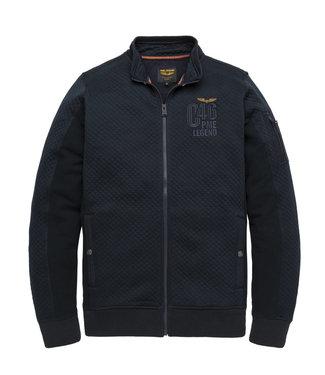 PME Legend Zip sweat jacket Salute PSW195404-5281