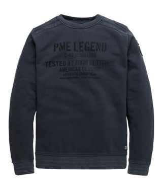 PME Legend R-neck Terry manti wash Salute PSW195407-5281