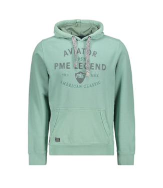 PME Legend Hooded Dry terry Oil Blue PSW195408-5224
