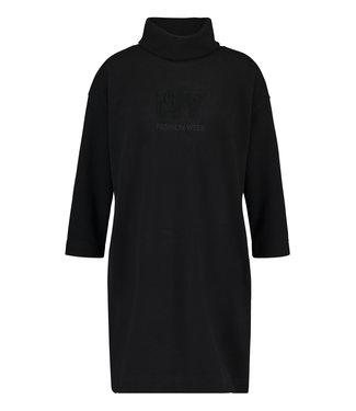 PENN&INK N.Y Sweatdress zwart w19f627