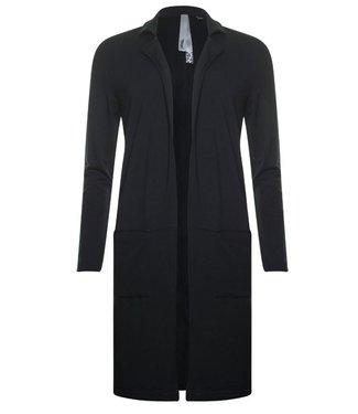 Poools Sweater vest zwart 933223