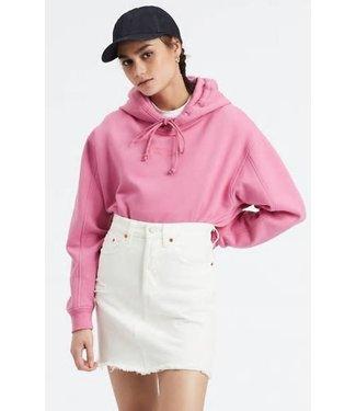 Levi's Unbasic hoodie roze 74318-0032