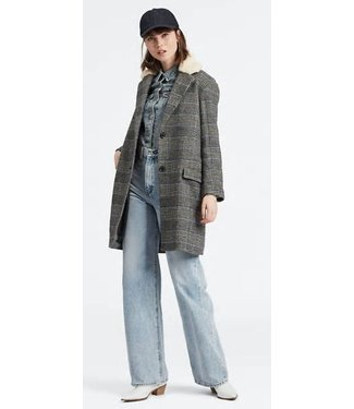 Levi's Amaya coat grijs 75657-0002