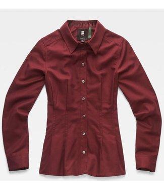 G-Star Syenite slim shirt rood D14588-9290-4608