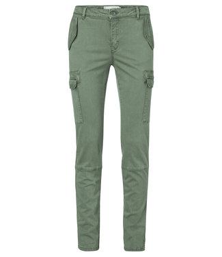 Yaya Utility trousers DEEP GREEN 120171-923