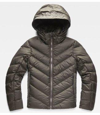G-Star Whistler slim down jacket groen D14655-B418-995