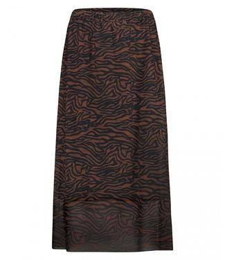 Catwalk Junkie Skirt Le Tigre bruin 1902034204