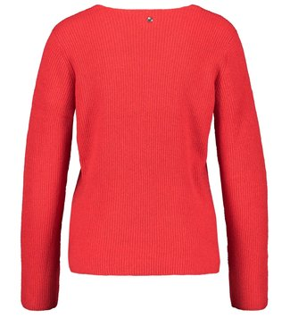 Taifun PULLOVER LONG-SLEEVE LIPSTICK RED 472027-15308