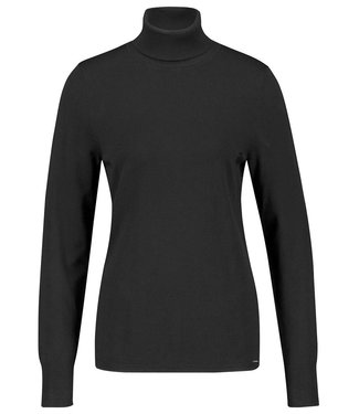 Taifun PULLOVER LONG-SLEEVE BLACK 472025-19541