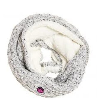 Superdry Gracie cable snood grijs W9300003A