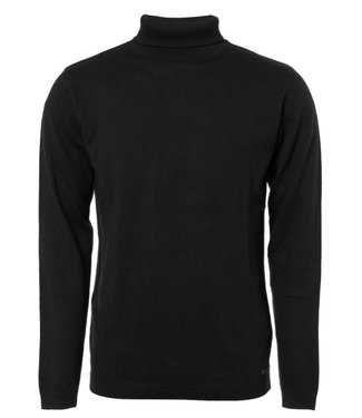 No Excess Pullover Roll neck, black 92230912