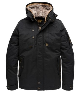 PME Legend Hooded jacket SNOWPACK Anthracite PJA196116-9073