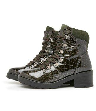 Via Vai Stine biker boots groen 5304052