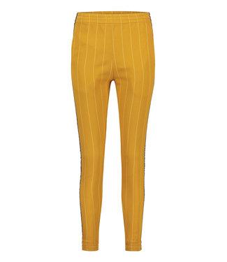 PENN&INK N.Y Trousers stripe geel W19F622