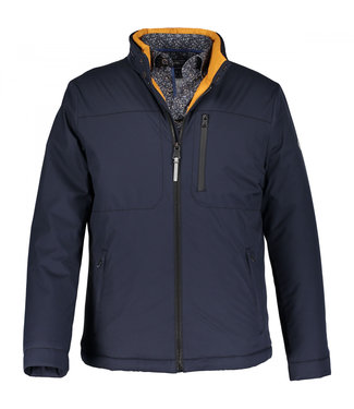 State of Art Jacket donkerblauw 781-29575-5926