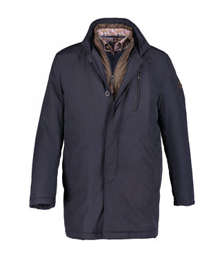 State of Art Jacket donkerblauw 781-29571-5900