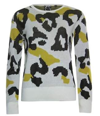 Poools Sweater spots off white 933155
