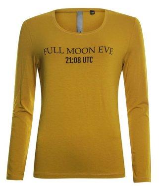 Poools T-shirt longsleeve geel 943141