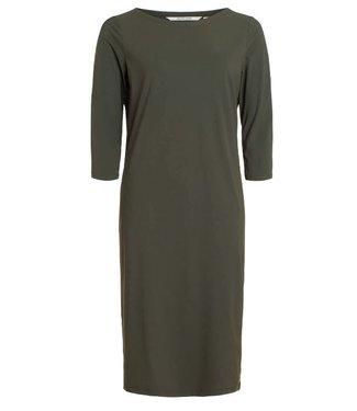 Moscow Dress groen FW19-19.06