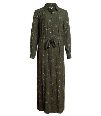 Moscow Dress groen FW19-28.02