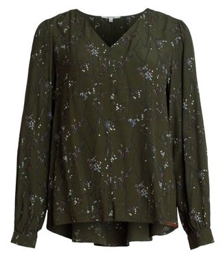 Moscow Blouse groen FW19-28.01