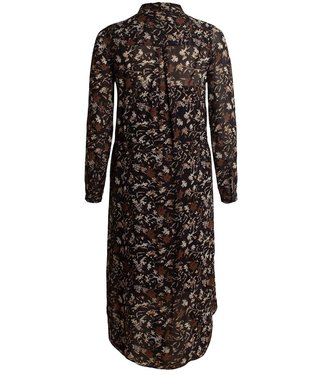 Moscow Dress bruin FW19-22.04
