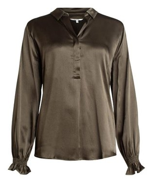 Moscow Blouse groen FW19-26.01