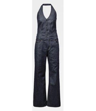 G-Star Skody jumpsuit wmn donkerblauw D15324-8973-082